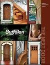 wood door cat-cover