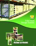 Pallet Rack Brochure, 16-pages