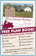 FREE Rural Lifestyle Buildings Plan Book!