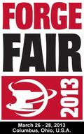 Forge Fair 2013 Logo