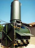 Pennram Incinerators. Small Incinerators