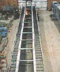 8 Foot Drag Conveyor