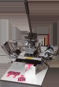 Manual hot stamp machine