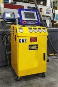 Gas assist molding