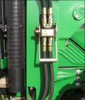 Under-Pressure Single Action Manifold