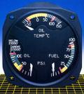 9017 Triple Indicator