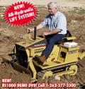 New Super Compact Dozer!